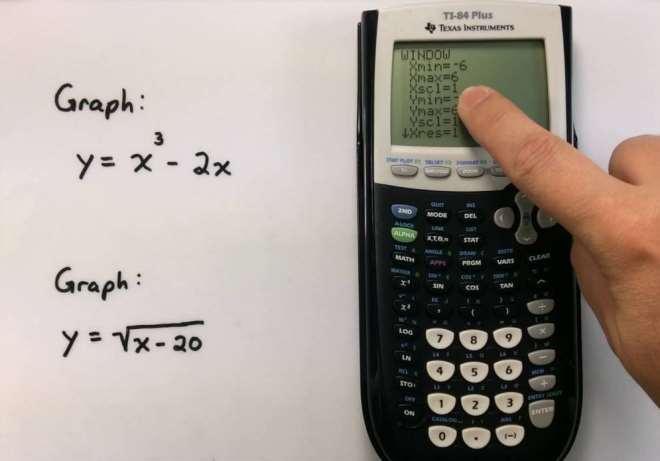 TI Graphing Calculator